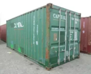 as is steel shipping container Phoenix, as is storage container Phoenix, as is used cargo container Phoenix